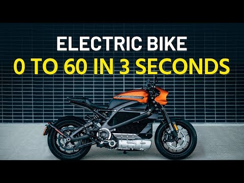 Harley Davidson Livewire Breaking All Records | Electric Bike