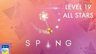 SP!NG: Level 19 All Stars Walkthrough & iOS Apple Arcade Gameplay (by SMG Studio)