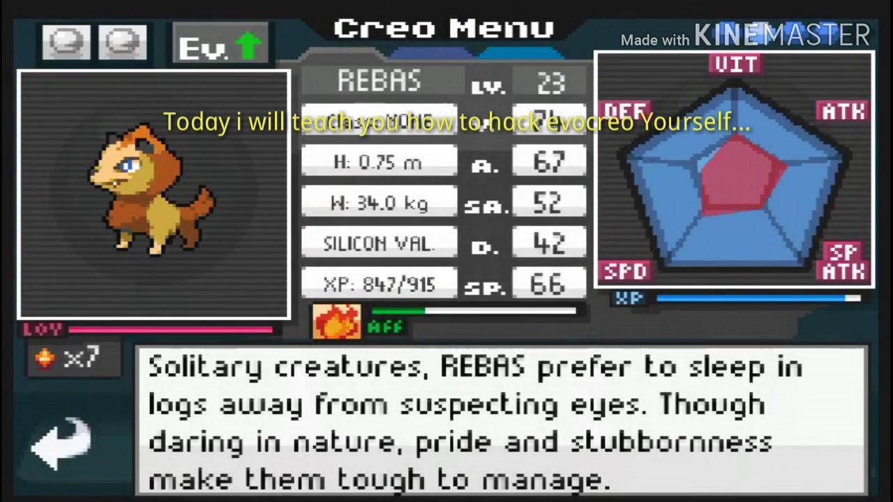 Roblox Robux Hack V1.34 Mega How To Download Evocreo Mod Apk Mega Mod By Kel Gaming