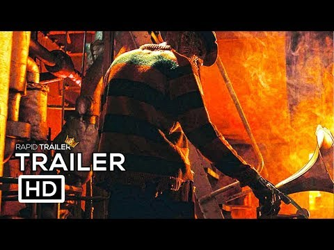 NIGHTMARE: RETURN TO ELM STREET Official Trailer (2018) Freddy Krueger Horror Movie HD