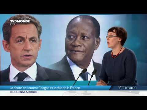 Côte d'Ivoire - Le rôle de la France dans la chute de Laurent Gbagbo