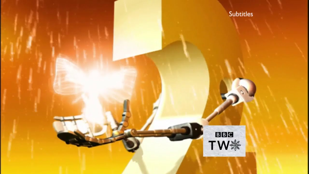 BBC Two | Christmas Idents (2015). - YouTube