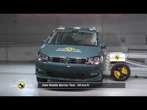 Euro NCAP Crash & Safety Tests Of Volkswagen Sharan 2019