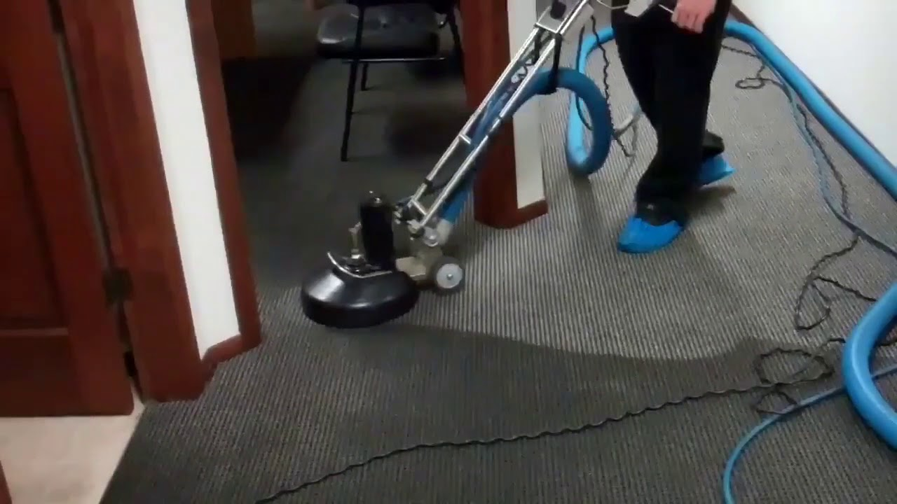 Fast Carpet Cleaning - YouTube
