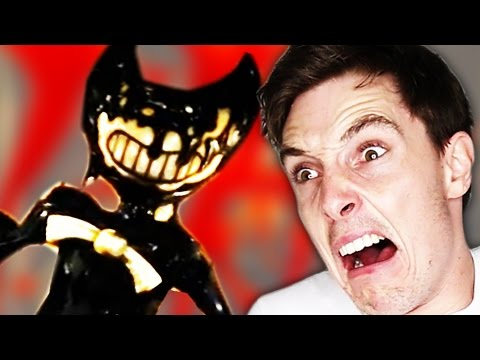 WELL THIS SUCKED... - Bendy And The Ink Machine (Chapter 2 ENDING)