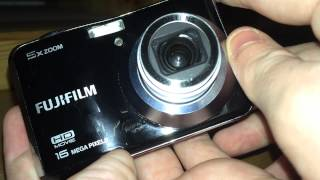 fujiFilm Finepix AX560 Review