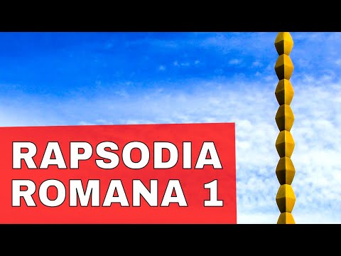 George Enescu: RAPSODIA ROMANA 1 (full)