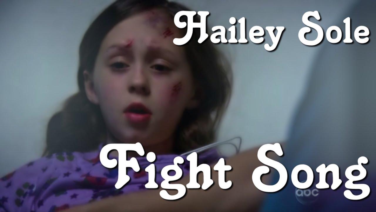 hailey sole looks like
