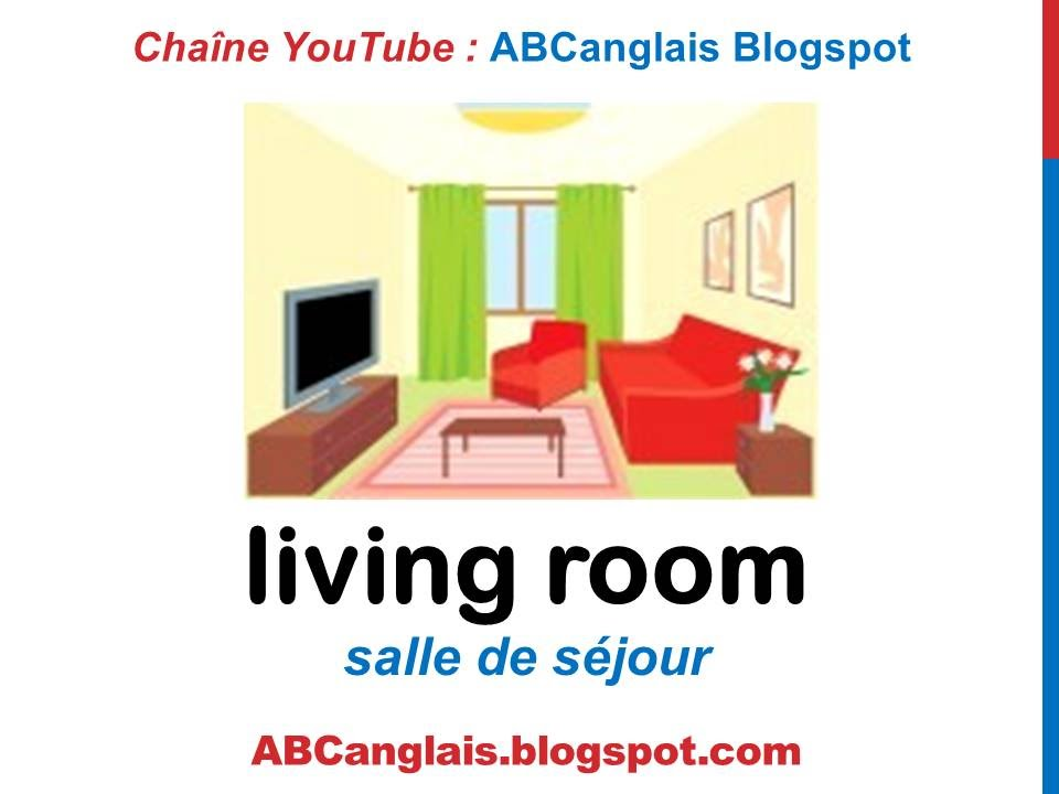 cours d 39 anglais 45 la salle manger la salle de s jour le salon en anglais vocabulaire. Black Bedroom Furniture Sets. Home Design Ideas