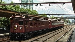Historic Electric Trains in Melbourne - Taits and Doggies: Australian Trains