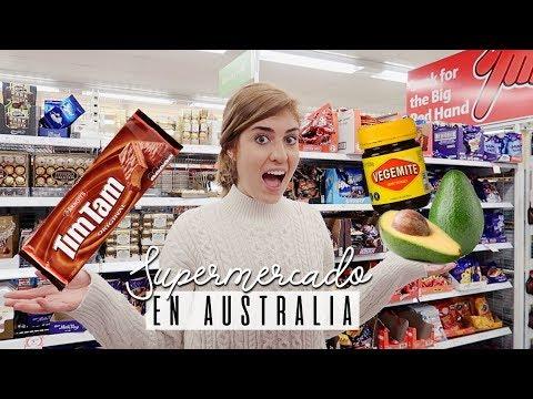 Visitando un SUPERMERCADO EN AUSTRALIA | Nightnonstop