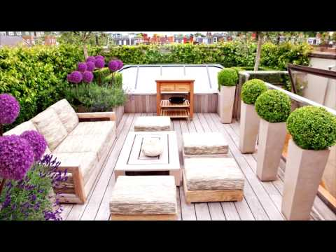 48 Roof Garden Design Ideas