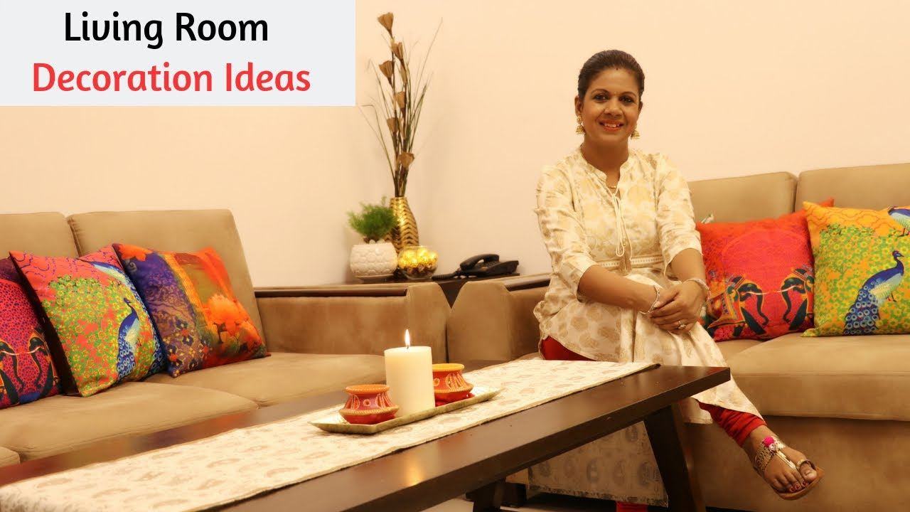 Living Room Tour Living Room Decoration Ideas Simplify Your Space Youtube