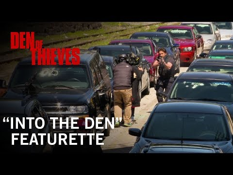 """Den of Thieves   """"Into the Den"""" Featurette   Now Playing"""