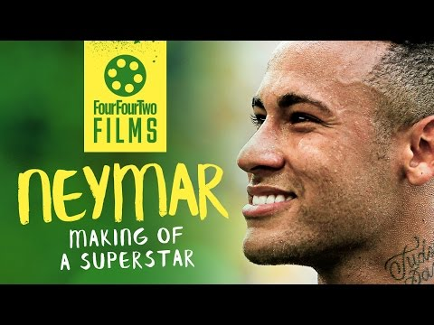 Neymar documentary | The Making of a Superstar