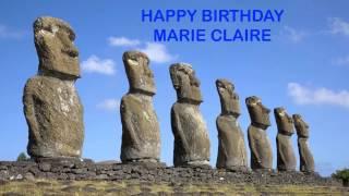 MarieClaire   Landmarks & Lugares Famosos - Happy Birthday
