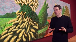 David Hockney at Tate Britain