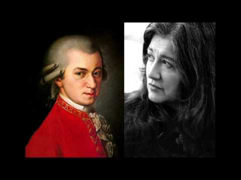 Mozart - Sonata in D major, K. 576 (Argerich)