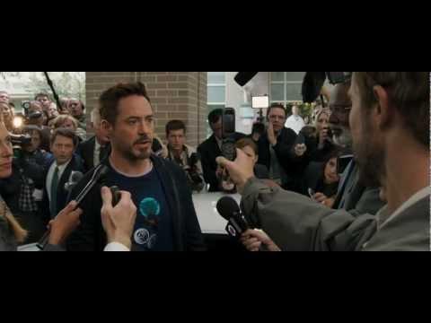Trailer do filme Homem de Ferro