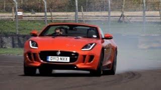 Jaguar F-Type V8S v Aston V8 Vantage Roadster v 911S Convertible. - /CHRIS HARRIS ON CARS