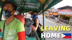 GOODBYE OLD PHILIPPINES HOME - Leaving For Good (Cagayan de Oro)