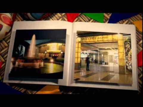 Duty Free Philippines Coffee Table Book
