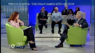 """Ferruccio De Bortoli: """"Così l'Italia è cambiata sotto i miei occhi"""""""