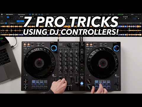 7 Mixing Techniques Used by PRO DJs!