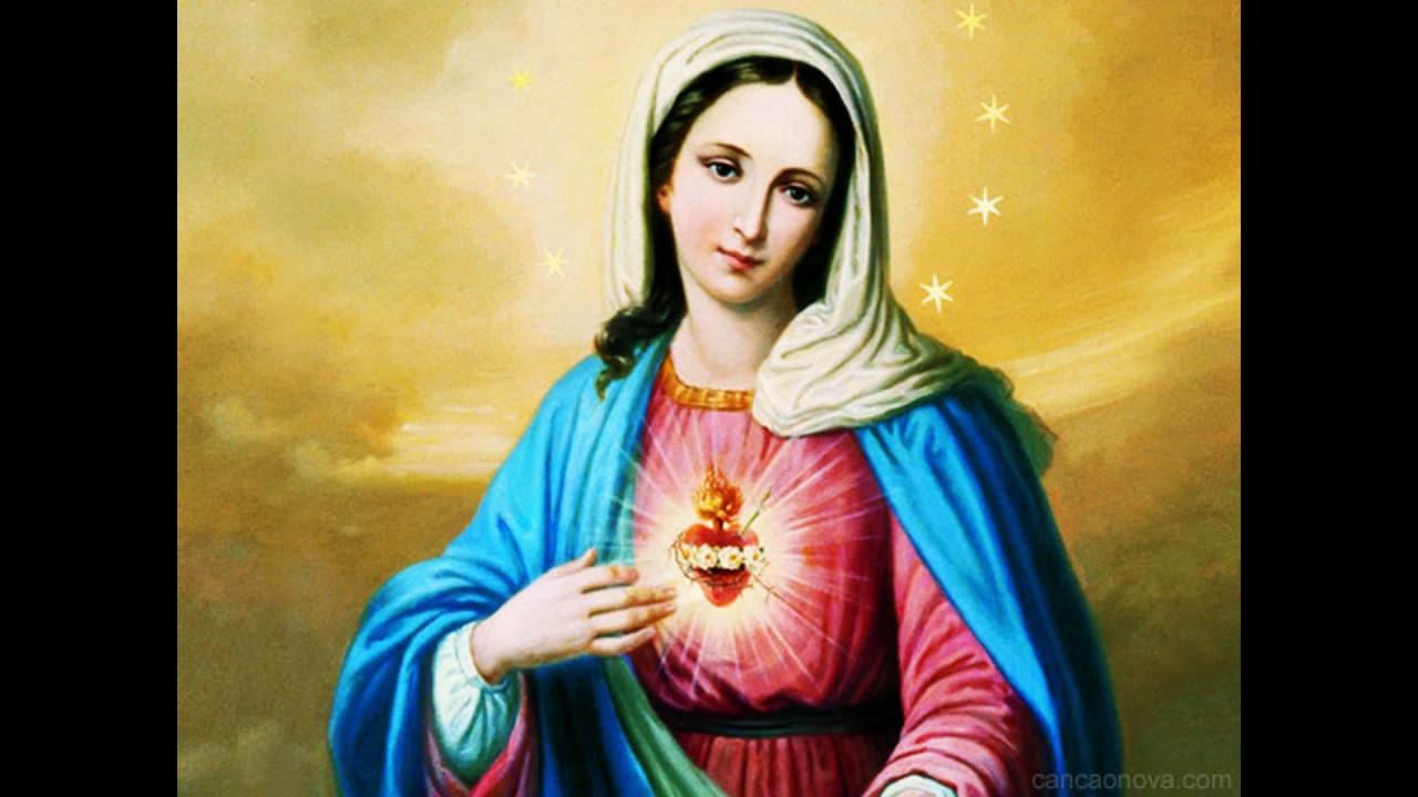 """Nossa Senhora: 1ª Versão Da Música """"Consagração A Nossa Senhora"""" Pela"""