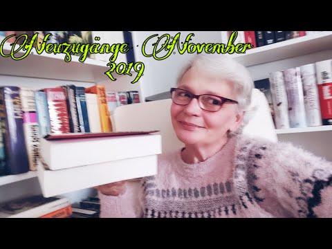Neuzugänge November 2019/Sly´s Bücher