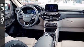 2020 Ford Escape Interior (US Spec)