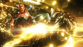 Spider-Man PS4 - Final Boss Fight Gameplay PS4 Pro | Trailers Station.