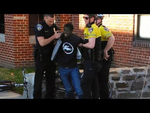 Court In The Streets: No Charges For Freddie Gray Murder