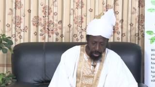 DR MASHHUD FASHOLA {Amir Ahmadiyya Muslim Jama'at Nigeria}