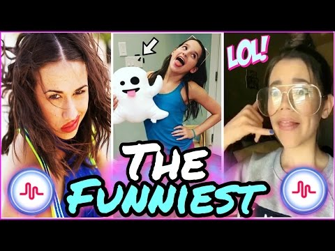 Thumbnail: The Funniest Musical.lys 2017 | Try Not To Laugh Challenge Musically Edition