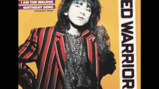 Japanese R&R band The Beatles cover/ RED WARRIORS : VO yutaka tado...