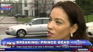 WATCH: Prince