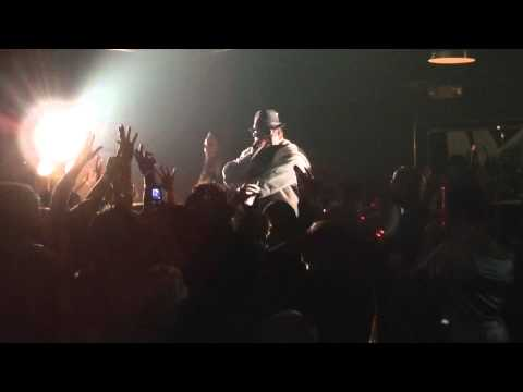 BIGG ROBB PERFORMS NEW SONG MOSCATO LOVE CLUB 1421 ANDERSON, SC SEPT 17 2011