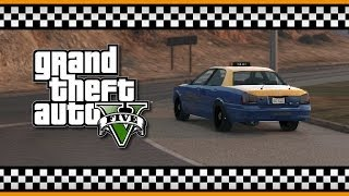 HEY HEY HEEEY TAKSİ! | Grand Theft Auto V