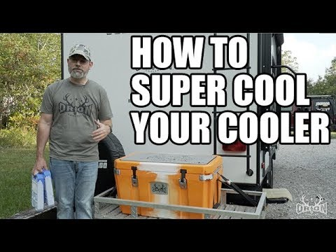 How to Super Cool Your Cooler