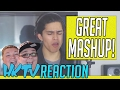 Shape of You by Ed Sheeran and Mercy by Shawn Mendes | Alex Aiono Cover REACTION!! 🔥