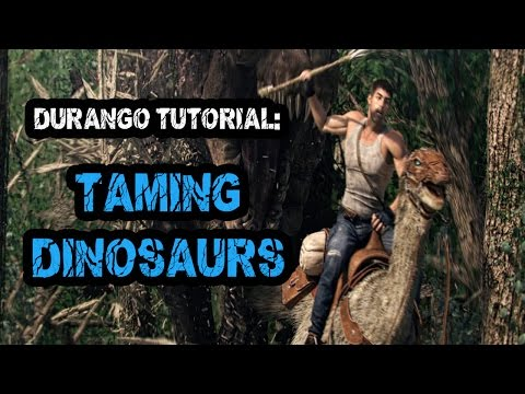 Durango (Android|IOS) - How To Tame Dinosaurs | Disappearing Dinosaurs!!!