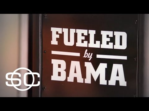 ESPN takes Alabama football facilities tour | SportsCenter | ESPN