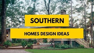 65+ Awesome Southern Homes Design Ideas & Decorating