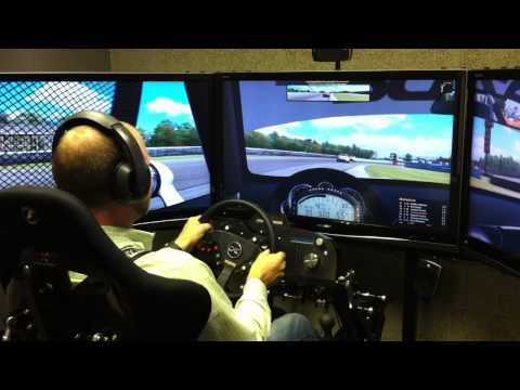 Tommy Kendall Drives the Motion Pro II