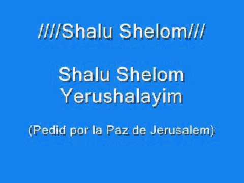Shabbat Shalom - Jonathan Settell