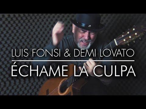 Luis Fonsi & Demi Lovato – Échame La Culpa – Igor Presnyakov – spanish guitar cover