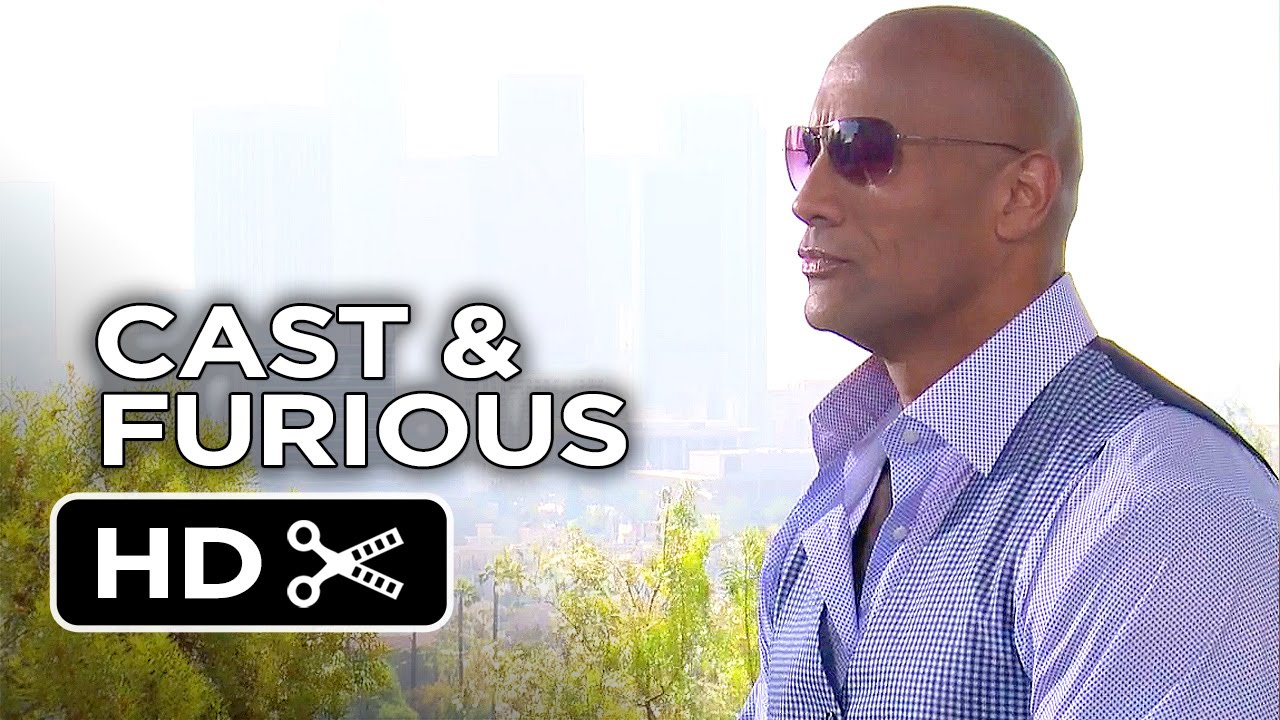 Cast & Furious – Ultimate Franchise Interview Mashup (2015) HD