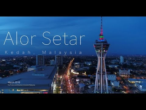 Alor Setar - Kedah, Malaysia (4K)