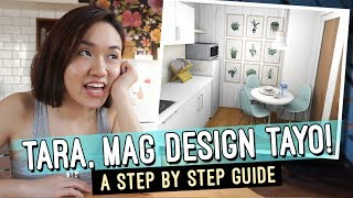 How To Design Your Dream Home // Design With Me // How To Decorate By Elle Uy